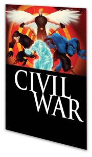 Civil War X-Men Trade Paperback TPB